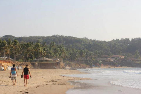Our First Ever Travel: Goa