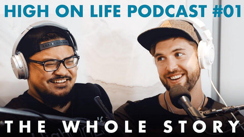 Introducing PODCASTS by High On Life!