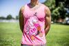 High On Life Flamingo Tank Top Pink