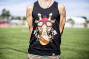 High On Life Giraffe Tank Top Black