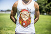 High On Life Lion Tank Top White