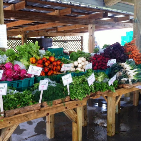 Worden Farm Membership: ORGANIC ON-FARM MARKET [at Worden Farm in Punta Gorda]