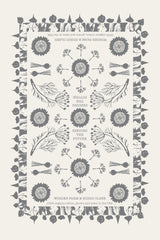 Worden Farm & Sigrid Olsen - ORGANIC TEA TOWEL COLLECTION - Seeding the Future