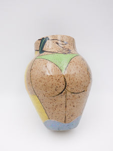 Krystal Quiles X Cloud 9 Clay Vase 004