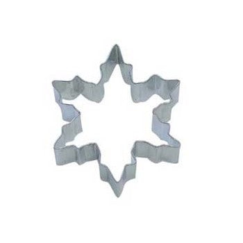 "3.75"" Snowflake Cookie Cutter"