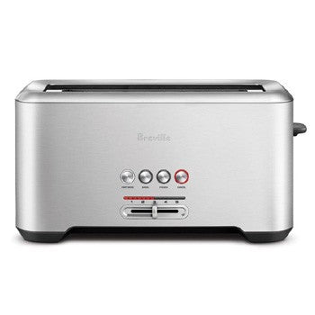Breville the Bit More Toaster Long-slot 4-slice