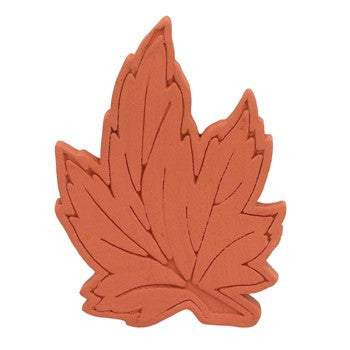 Brown Sugar Maple Leaf