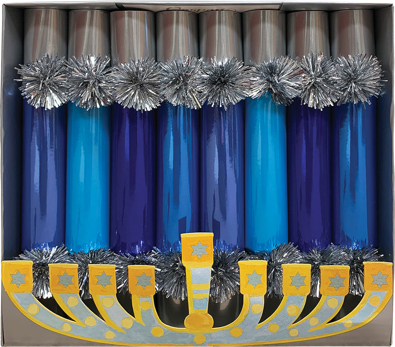 Caspari Hanukkah Celebration Crackers