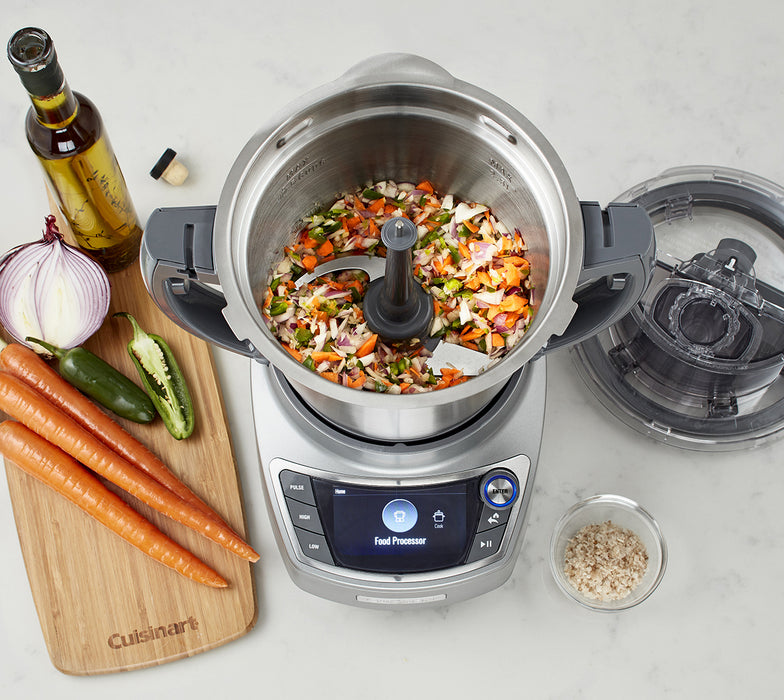 Cuisinart Complete Chef™ Cooking Food Processor