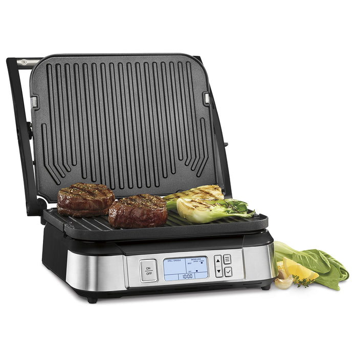 Cuisinart Contact Griddler® with Smoke-less Mode