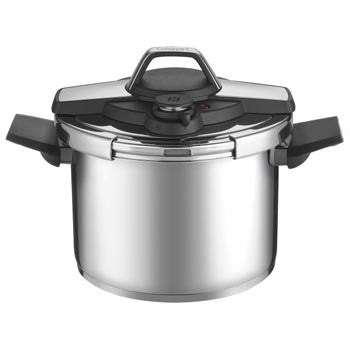 Cuisinart Professional Collection 6 Quart Stainless Steel Pressure Cooker