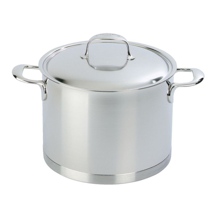 Demeyere Atlantis 7-Ply 8.5 Qt Stainless Steel Stock Pot