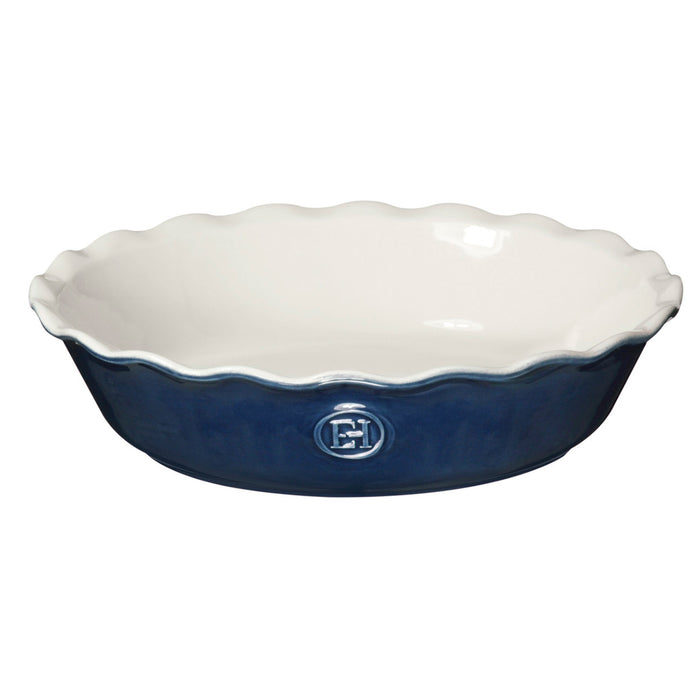 "Emile Henry Modern Classics  9"" Pie Dish in Twilight"