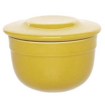 Emile Henry Butter Pot in Yellow