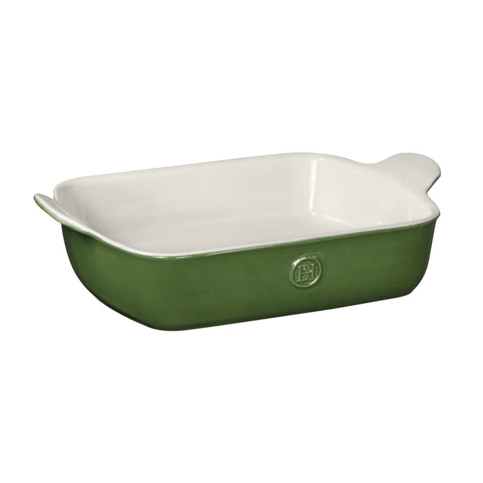 Emile Henry Modern Classics Medium  Rectangular Baker in Green