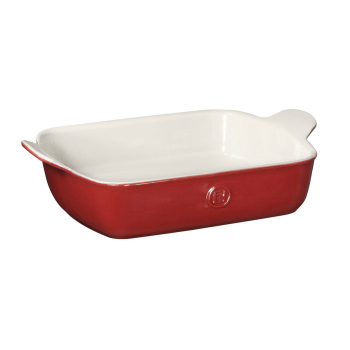 Emile Henry Modern Classics Medium  Rectangular Baker in Red