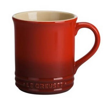 Le Creuset Mug in Red