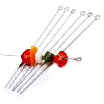 "Norpro 14"" Stainless Steel Skewers"