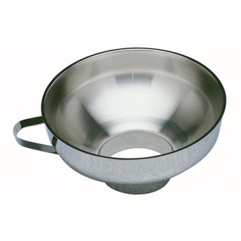 Norpro Stainless Steel Wide Mouth Funnel