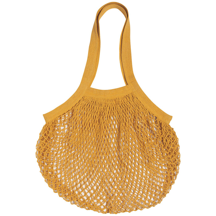 Now Designs Le Marché Gold Shopping Bag