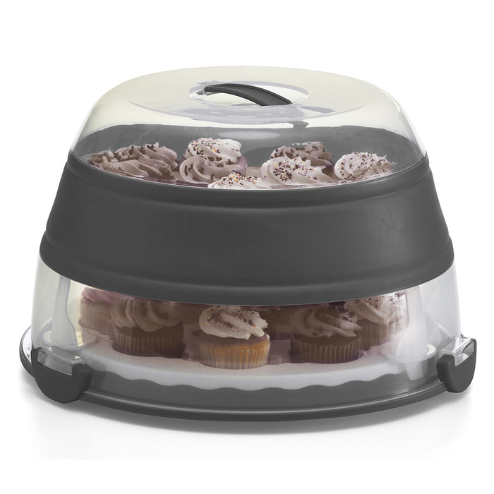 Progressive Prepworks Collapsible Cupcake Carrier