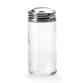 RSVP Endurance Clear Glass Spice Jar
