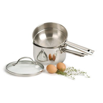 RSVP Endurance Stainless Steel 2 Quart Double Boiler