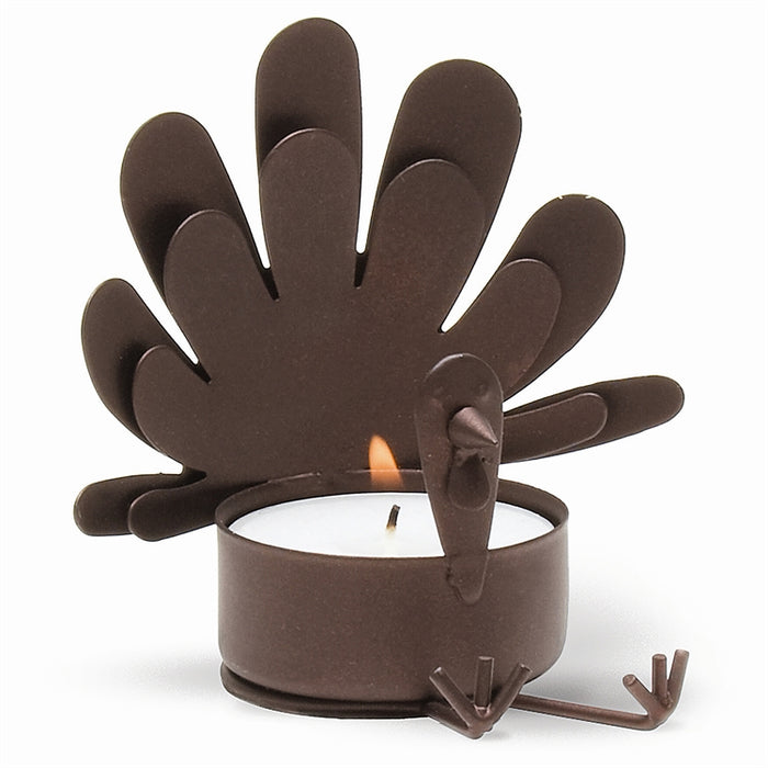 TAG Sitting Turkey Tealight Holder