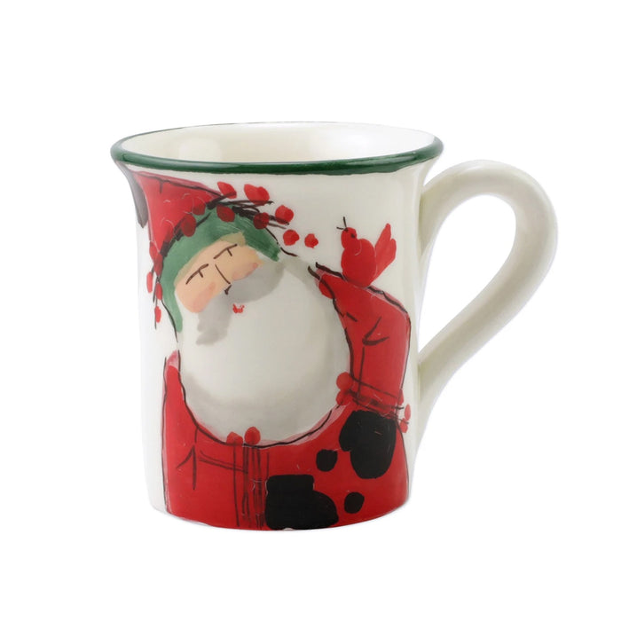 Vietri Old St. Nick 2020 Limited Edition Mug