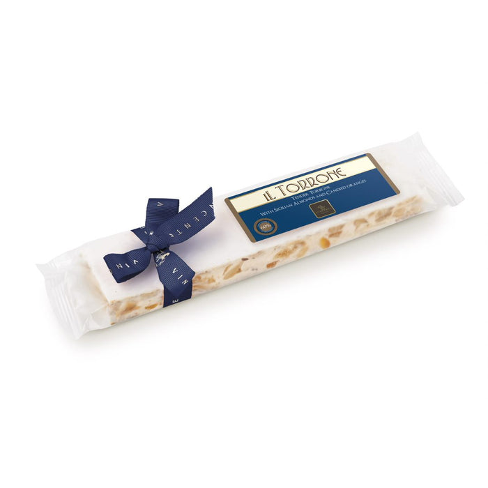 Vincente Almond and Orange Torrone bar