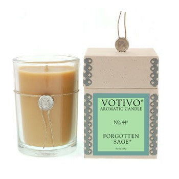 Votivo No. 44  Forgotten Sage Candle