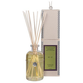 Votivo No. 53 Tuscan Olive Reed Diffuser