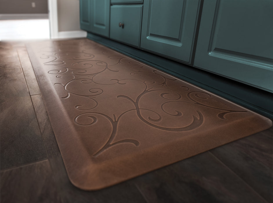 WellnessMats Bella Collection in Antique Light 6' by 2'