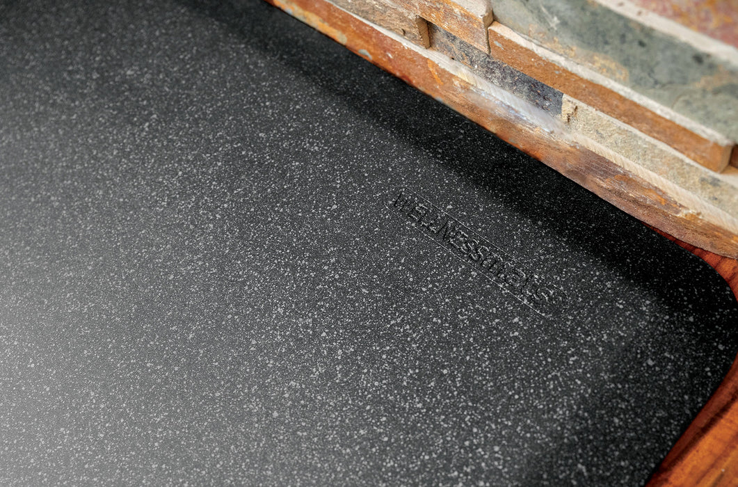 WellnessMats Granite Collection in Onyx, 6' by 2'
