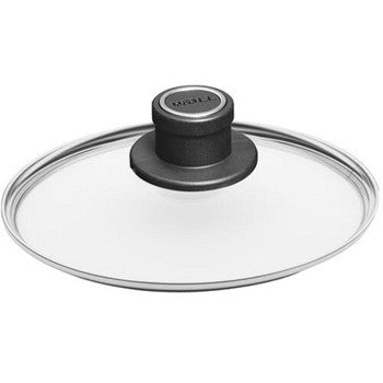 "Woll 12"" Tempered Safety Glass Lid"