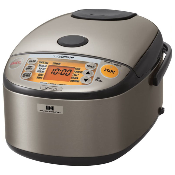 Zojirushi Induction Heating System Rice Cooker & Warmer, 5.5 Cup