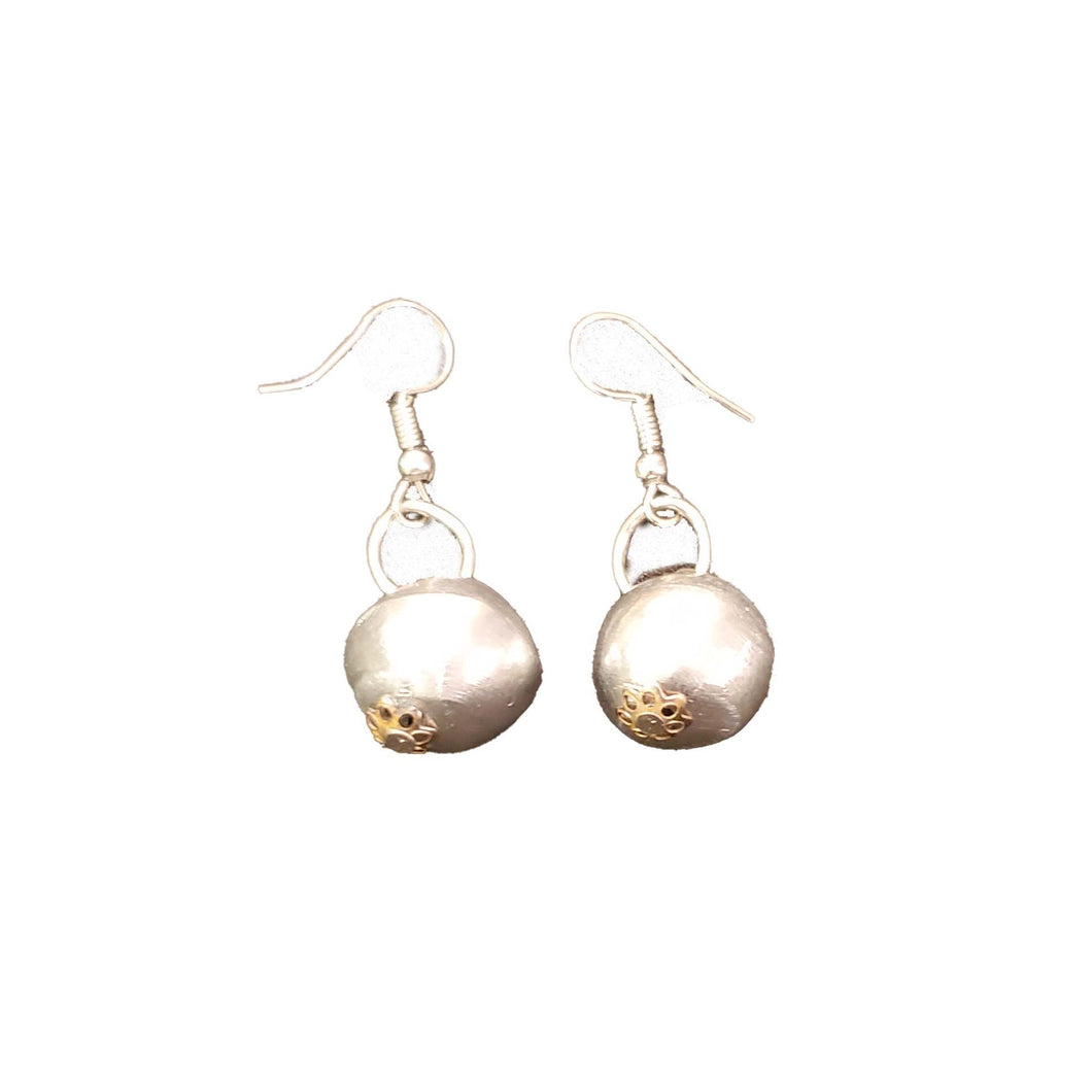 ER: Wear Everyday Aluminium ball Earring
