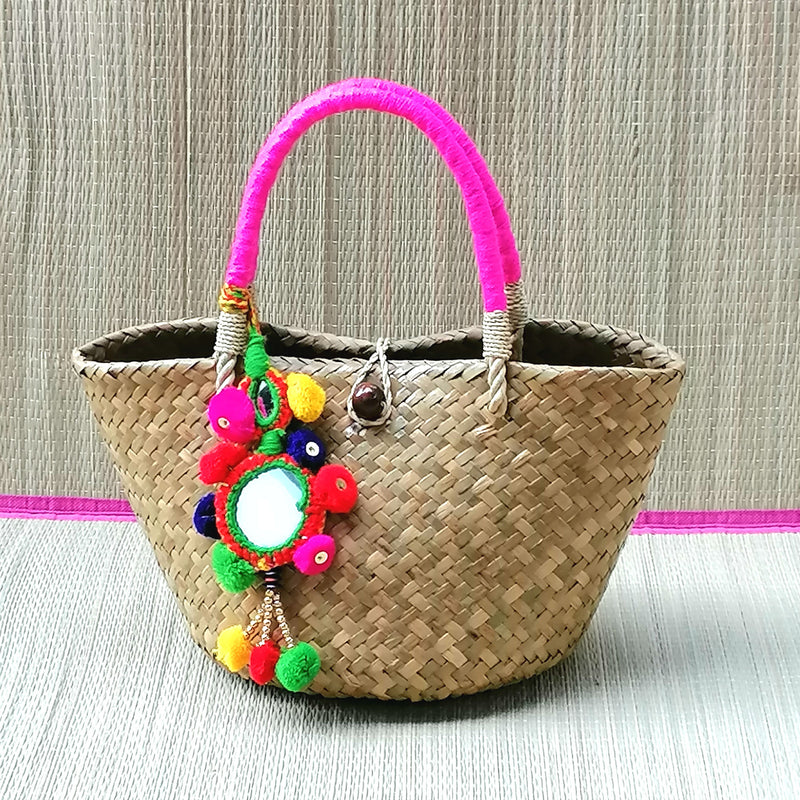Rainey Handwoven Basket