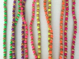 10pcs+ Girls Neon Necklace