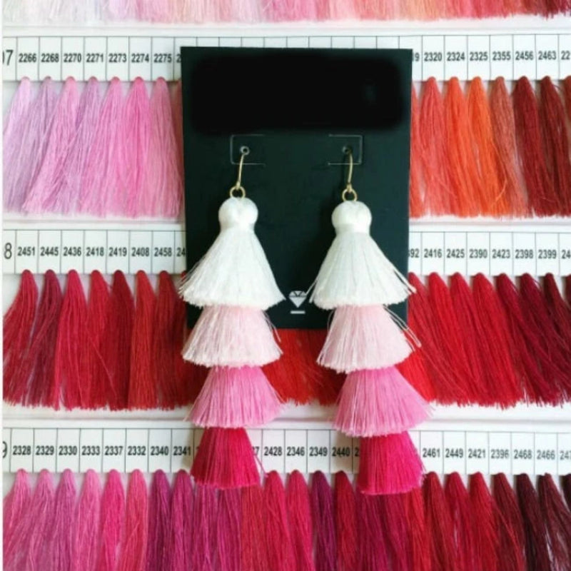 20 Pair Sai BOHO Tassel Earrings