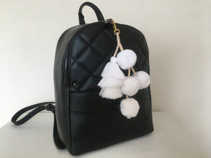 Eloise Tassel and Pompoms for Bags