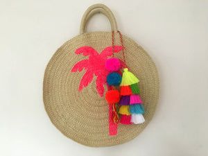 Ava Tassel Pompoms for Bags