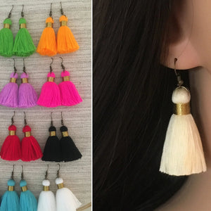 Astrid Tassel Earrings