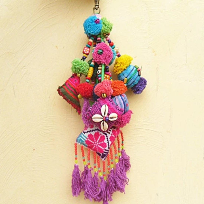 10pcs BOHO CHIC Bag Charm