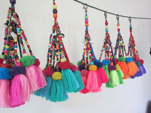 Adelaide Tassel Decor