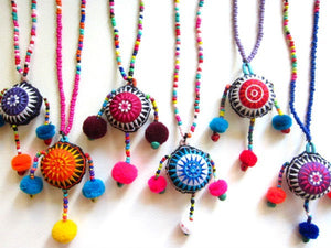 10pcs Adhira Seed Bead Necklace