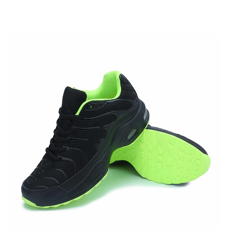 Fly Knitting Mesh Lace Up Air Max Men's Sneakers