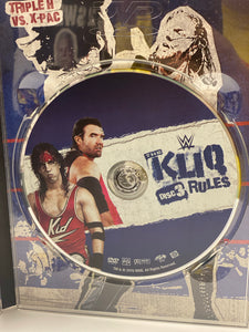 WWE The Kliq Rules  (3 disc set)