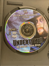 Load image into Gallery viewer, WWE The Undertaker. He buries them alive