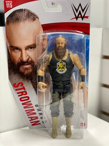 WWE Braun Strowman Series 115 Basic Action Figure